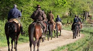 escursione a cavallo maratea