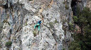 climbing a maratea
