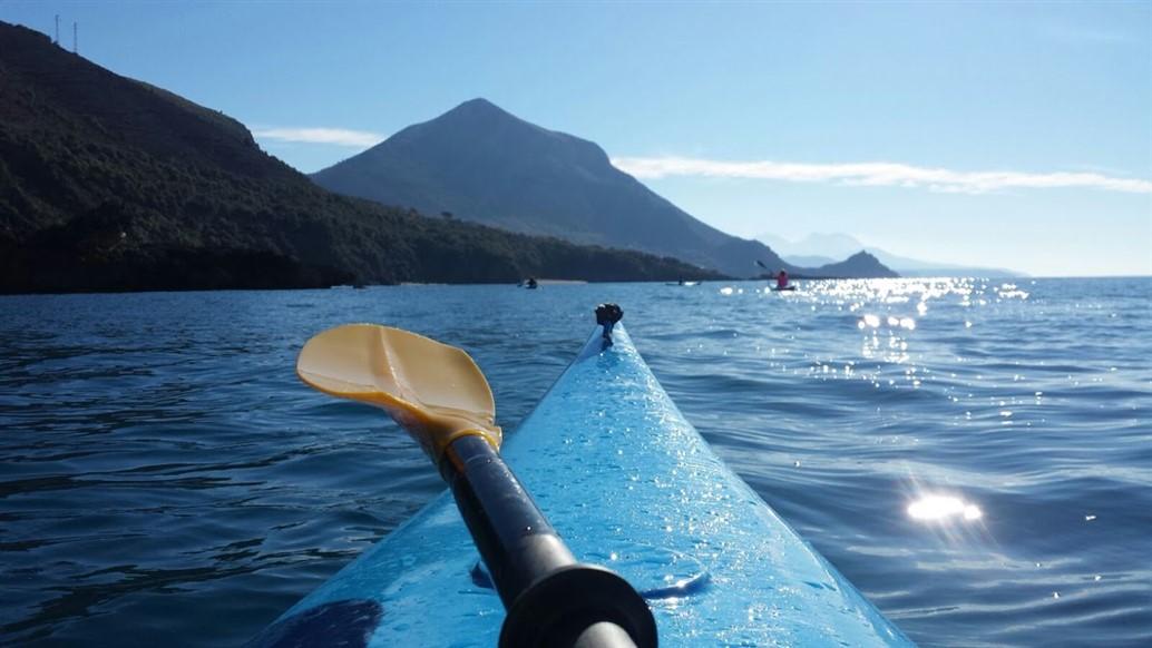 kayak attività a maratea