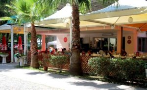 area ristoro villaggio camping maratea