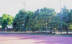 campo da tennis villaggio camping maratea